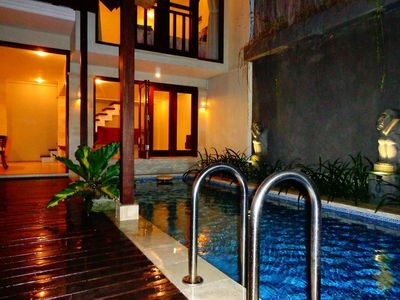 Photo for Istana, Elegant 2 Bedroom Villa, Seminyak