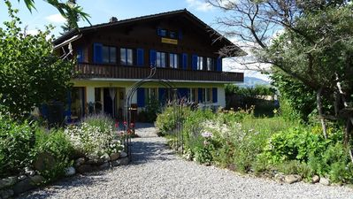Photo for Holiday apartment Aeschi b. Spiez for 3 persons with 2 bedrooms - Holiday apartment in one or multi-