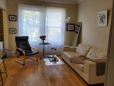 Photo for Quiet Updated Apartment in Center of San Francisco