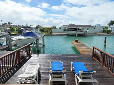 Villa 244C Jolly Harbour