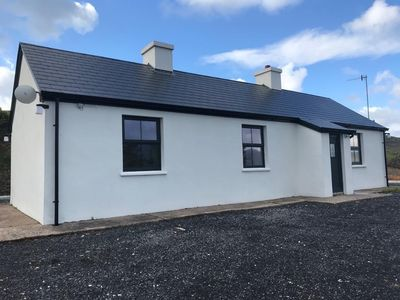 Photo for Two Bedroom Traditional Cottage near Achill Sound on the Wild Atlantic Way.
