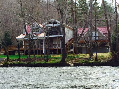 Photo for 2BR Cabin Vacation Rental in Hayesville, North Carolina