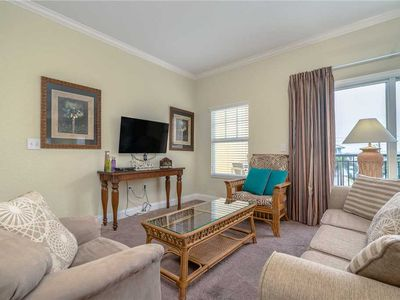 Photo for The Palms of Treasure Island 206, 2 Bedrooms, Pool, Jetted Tub, WiFi, Bay Front, Sleeps 6