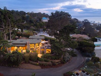 Photo for Elegant Living with Sweeping Ocean Views in the Charming Village of Del Mar!