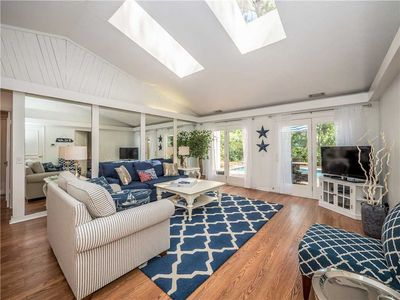 Photo for Lawton Road 10, 3 Bedrooms, Sleeps 8, Sea Pines, Private Pool