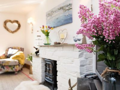 Photo for Vacation home Thrift Cottage in Looe - 4 persons, 2 bedrooms