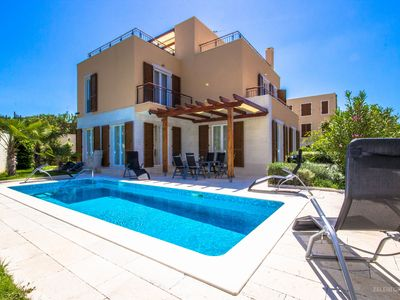 Photo for Villa Brac Hill Afrodita with Pool