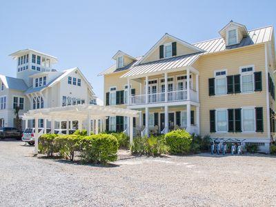 Photo for Gulf District! Amazing Gulf Views! Steps to Seaside and Watercolor Beach Club