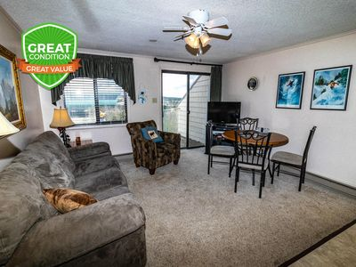 Photo for NO BAIT & SWITCH PRICING Includes Parking/Cleaning/Wi-Fi 1BR/1BA Sleep 4 ML332