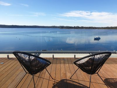 Photo for 1BR Apartment Vacation Rental in Metung, VIC