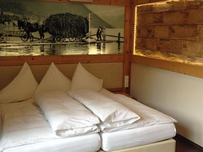 """Photo for Double Room """"Superior"""" 105/106/303 / 306-309 - Weissensee, Hotel-Gasthof"""