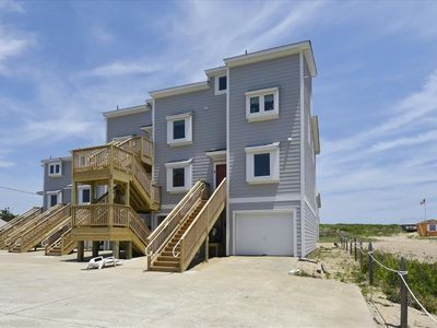Photo for Oceanside townhouse in the heart of Kill Devil Hills. Community pool!