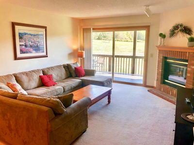 S1 Bretton Woods Resort condo with beautiful mountain views. GREAT LOCATION!