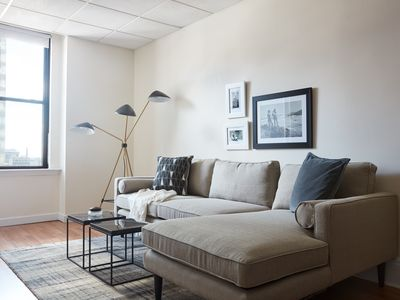 Photo for Sunny 1BR in Downtown Crossing by Sonder