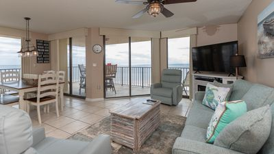Photo for Slice of Paradise right on the BEACH! GULF FRONT PREMIUM!