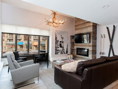 Photo for Heart of Vail - Gore Creek Condo