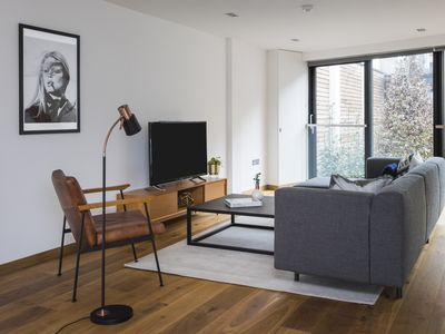 Photo for Loft-Style 2BR in King's Cross by Sonder