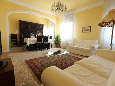 Photo for Amazing view on the canal, luxury restored apartment