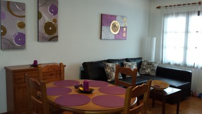 Photo for Bungalow for 2-4 persons in a quiet area with pool