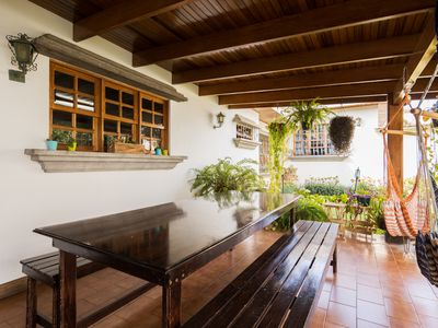 Photo for Great location, next to gastronomic area. Safe and quiet neighborhood.