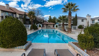 Photo for Sports Village Condo End Unit With Great Views Of Pine Mountian