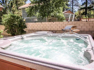 Photo for *GREY MOOSE LODGE~RELAXING CENTRAL RETREAT~Pool Table~Hot Tub~