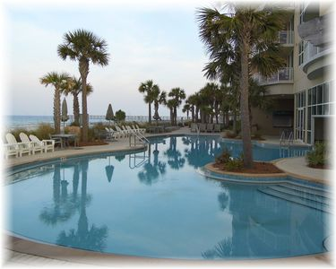 Welcome to the Aqua!  Enjoy the pool, enjoy the view, enjoy our condo!