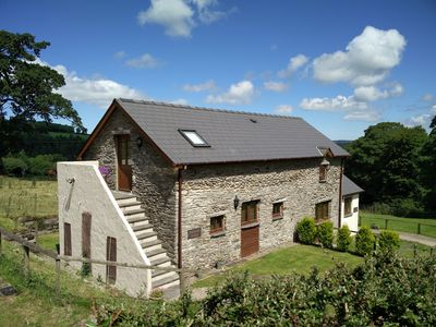 Photo for Fantastic couples escape to the country. Close to the coast in peaceful location