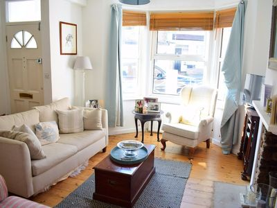 Photo for 1 Bedroom Home With Private Garden in Barons Court