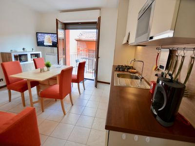 Photo for 2BR Apartment Vacation Rental in Acquaseria, San Siro, Lombardy