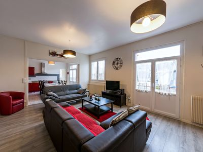 Photo for APARTMENT 10 PERSONNES 95m ² in LA BOURBOULE