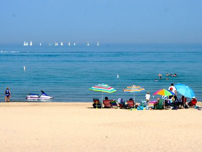 Photo for 'How You Dune?'- Lake Michigan Beach House Perfect For Large Groups!