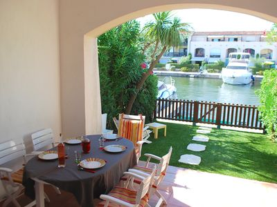 Photo for 2BR House Vacation Rental in PORT GRIMAUD, PACA