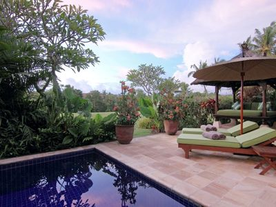 Photo for Surya 3BR Villa, -Tanah Lot