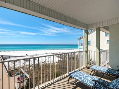 Photo for Gulf Front Renovated Condo With Stunning Views
