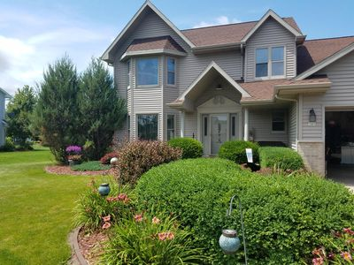 Photo for Perfect home for EAA Airventure Guests
