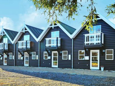 Photo for Modern Holiday Home in Blavand Jutland with Terrace