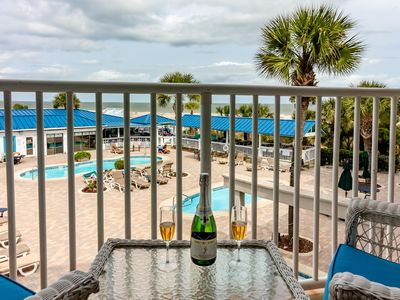 Photo for The Vue 229: 3  BR, 3  BA Condominium in Tybee Island, Sleeps 6