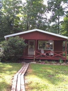 Photo for 2BR Cabin Vacation Rental in Hillsgrove, Pennsylvania