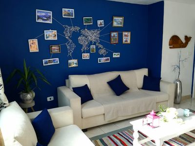 Photo for 2BR Apartment Vacation Rental in Marsa, Tunis