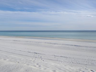 Photo for 2 BR Beachfront Condo Newly Renovated right on the Beach!