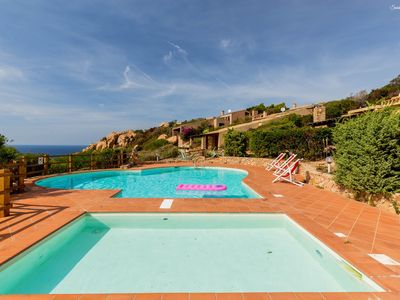 Photo for 2BR Villa Vacation Rental in Costa Paradiso