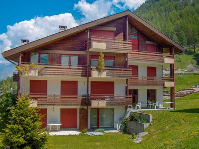 Photo for Apartment Gamma in Zermatt - 4 persons, 1 bedrooms