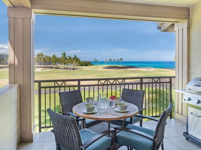 Photo for Limited time Jaw-Dropping Rates for Best Ocean Views + Location at Hali'i Kai 12G!