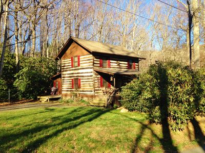 Photo for 3BR Cabin Vacation Rental in Todd, North Carolina