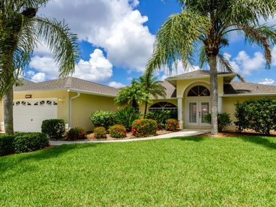 Photo for SW Cape Coral | Gulf Access | Perfect for walking, biking & skating, Western facing lanai
