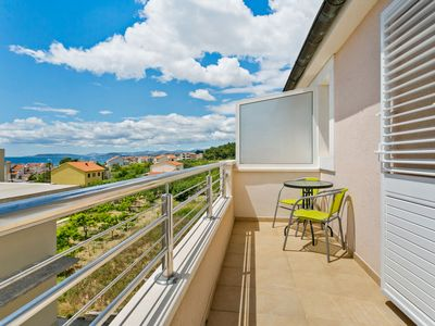 Photo for Lovely Apartment in Podstrana with Balcony