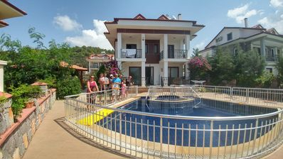 Photo for 4BR Villa Vacation Rental in muğla