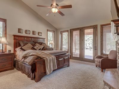 Photo for Zion (East side).  Luxurious House. King Size Beds Beautiful Views WiFi Privacy