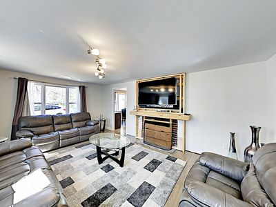Photo for Beautifully Remodeled Home w/ Gourmet Kitchen - 2 Miles to Craigville Beach